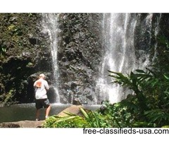 Road to Hana Adventure Tour - From Oahu with Air Ticket