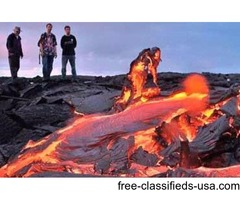 Big Island Volcanoes National Park Adventure Tour from oahu