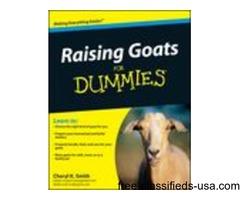 Fresh Raw Goats Milk