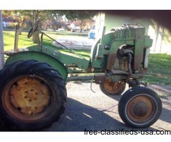 Pre world war 2 John Deere tractor for sale