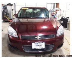 2006 Chevrolet Impala LS 4 Door Sedan for sale