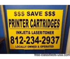 Printer Cartridge Refilling & Remanufacturing