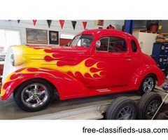 1936 Chevrolet Custom Coupe For Sale