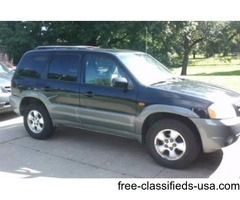 2001 ford mazda tribute , worst case another motor
