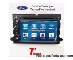 Ford Escape/Freestyle/Taurus/Five hundred Car DVD GPS Radio camera