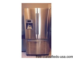 Must sell Samsung express cold Fridge like new