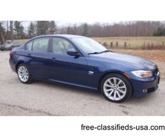 2011 BMW 328i Xdrive Sedan Deep Sea Blue 106k Miles!