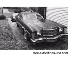 1976 Ford Elite. Project Car