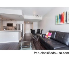 Furnished 2BR Apartment in Boston Harbor View