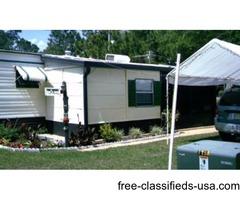 2 bedrm canalfront mobile St Cloud Fl