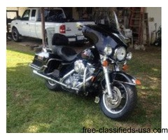 Harley Davidson Motorcycle for sale
