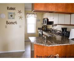Oceanfront 2 Bedrooms Vacation Condo in Destin, Florida