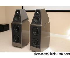 Wilson Audio Watt Puppy 8 Stereo Home Theater Speakers set