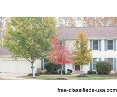 Exceptional two story home on a tree lined cul-de-sac