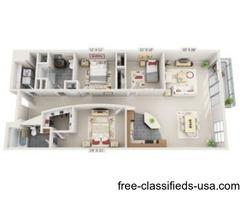 3 Bedroom-I-Lofts at the Highlands