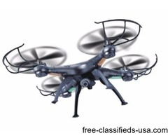 New RC Quadcopter Kit with WIFI HD Camera