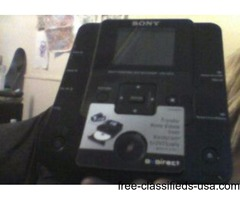Sony VRD-MC6 DVDirect DVD Recorder Burner