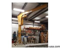 Spanco Jib Crane For Sale
