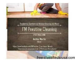 Thorough and Reliable House Cleaning