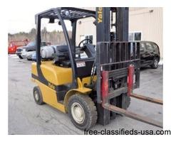 2005 Yale Forklift