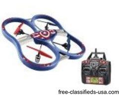 Marvel Captain America Super Drone
