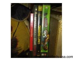 Various VCR &DVD MOVIES