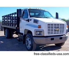 2005 Chevrolet 6500 Stake Bed Super Low Miles