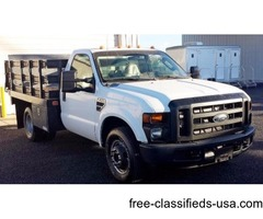 2008 Ford F350 Stakebed 23 K Miles