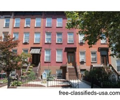 Large 4 Family Brownstone First Time on Market