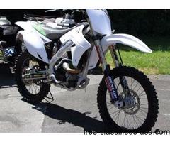 2007 Kawasaki KX250F!