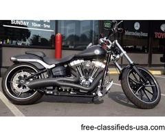 2013 Harley-Davidson SOFTAIL FXSB-SOFTAIL BREAKOUT