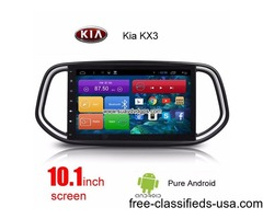 Kia KX3 multimedia car pc radio video android wifi gps navigation 3G DAB+