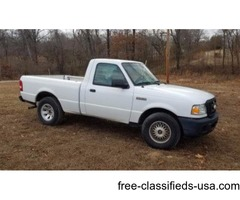 For sale 2007 Ford Ranger