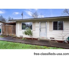 Just Listed! Cozy One Level Home!