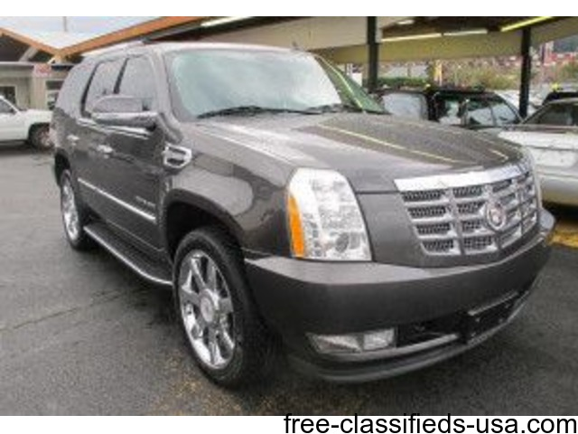 view in dealer biscoe cadillac escalade sale by hybrid for