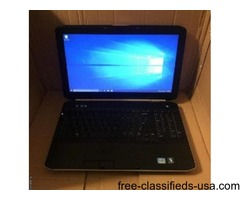 Dell Latitude E5520 i3 Laptop