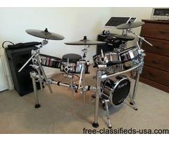 Roland TD-30KV V-Drums with SPD-30 Octapad