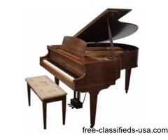 Petite BABY GRAND PIANO