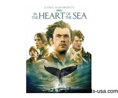 DVD - In the Heart of the Sea