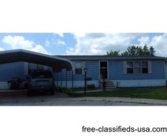 1984 Champion Mobile Home double wide
