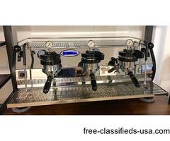 2015 La Marzocco Strada MP 3 Group Espresso Machine