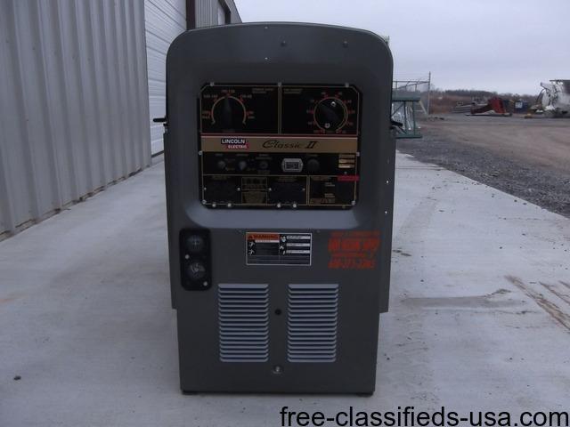 Lincoln Classic Ii Deutz Diesel Portable Welder Tools