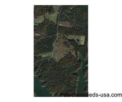 LAKE FRONT PROPERTY 34 ACRES