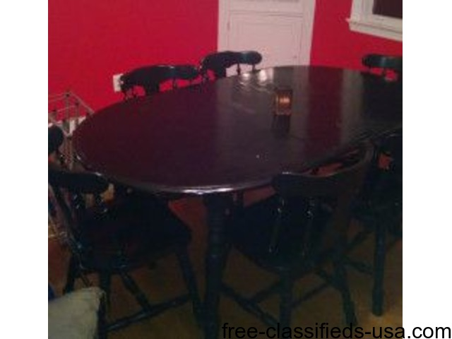 Table and chairs | free-classifieds-usa.com