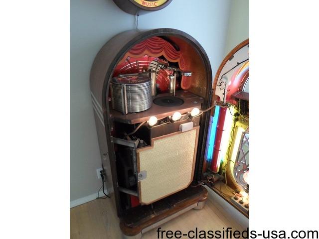 Original1947WurlitzerBubbler1015Jukebox