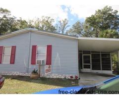 Low lot rent in quiet 55+ community