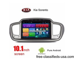 Kia Sorento car radio video camera android wifi gps