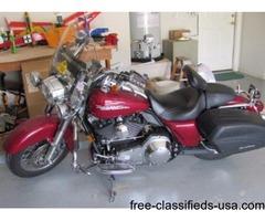 2006 Harley Road King Custom