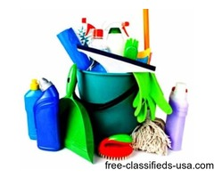 """CLEANING & LAUNDRY SERVICES """"Peace of Mind"""" GREAT RATES"""