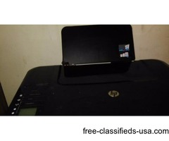 HP Deskjet 3050- print,scan,copy